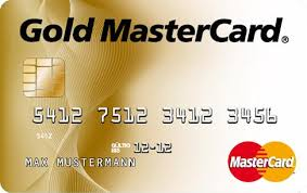 comparatif des cartes gold mastercard billet de banque
