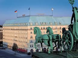 ndah experiences a luxurious stay in beautiful berlin