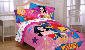 Superhero Bedding Twin by Dc Comics Justice League Twin Bed Comforter Wonder Woman Bedding