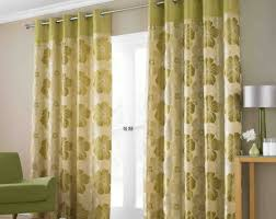 Yellow And Gray Chevron Kitchen Curtains by Curtains Wondrous Green And White Kitchen Curtains Notable White