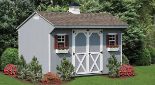 Amish Built Storage Sheds Ohio by Amish Built Quaker Style Storage Sheds For Sale Amish Backyard