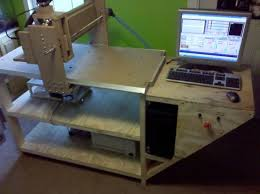 homemade 2 u0027x4 u0027 wood cnc router 4 steps with pictures