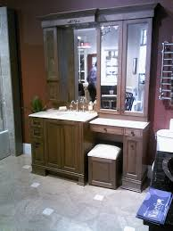 Bath Vanities With Dressing Table by Bathroom Vanity With Makeup Vanity Attached Makeup Mirrors
