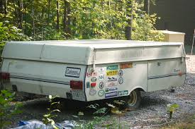 Requiem For A Pop Up Camper