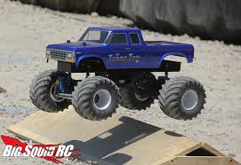 100 Bigfoot Monster Truck Toys Event Coverage BIGFOOT 44 Open House RC Race