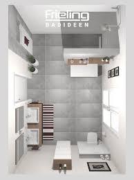 das große duschbad 3d planung vogelperspektive