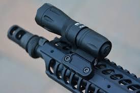 Newly introduced Mini CQB weapon light IWC Elzetta AR15