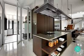 6 Practical Wet And Dry Kitchen Ideas In Malaysia
