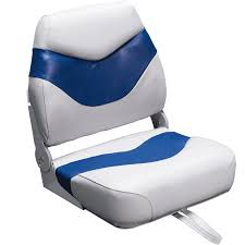 Swivel Captains Chair Boat by Folding Pontoon Boat Seats Pontoonstuff Com