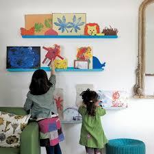 etagere chambre d enfant etagère rangement mural pour chambre d enfant