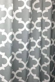 Grey And White Chevron Curtains by Grey And White Blackout Curtains U2013 Teawing Co