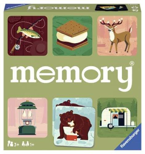 Ravensburger Great Outdoors Memory Game