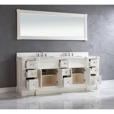48 Inch White Bathroom Vanity Without Top by Double Sink Vanity 48 Inches 60 Inch Double Sink Bathroom Vanity