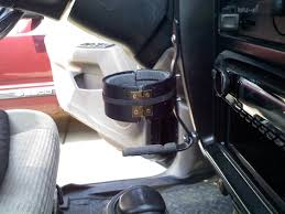 100 Truck Cup Holder Aftermarket Or DIY Cup Holders Page 2 Toyota 4Runner Forum