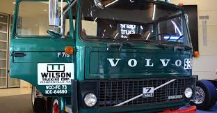 100 Wilson Trucking Company Volvo Trucks Welcomes Home First Volvo Truck Built At New River