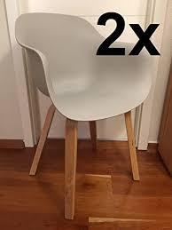 arimo stuhl hellgrau pastellgrau puderfarben set 2 stühle esszimmerstühle wohnzimmer möbel modern paul2 esche holzgestell und gemütliches