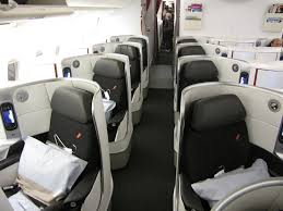 siege premium economy air review of air flight from york to in business