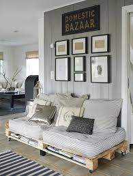 Cozy Design Pallet Furniture Bed Top 62 Recycled Frames DIY Collection