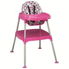 100 High Chair Pattern Evenflo Convertible Dottie Rose New On PopScreen