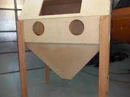 Diy Sandblast Cabinet Vacuum by 45 Best Blast Cabinets Images On Pinterest Cabinets Garage