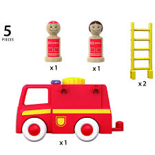 Brio Light & Sound Fire Truck Toddler Vehicle Set - Educational Toys ... Bruder Man Fire Engine With Water Pump Light And Sound The How Engines Work Quotecom Buy Memtes Truck Toy Vehicle Building Block Light Sound Brio Set 33542 Wooden Railway Great Bruderscania Rseries Fire Engine With Water Pump Svg Attic Blog The Alarm Firetruck Treat Bags Courtney Play For Boy Water Pump Function Lights Siren Free Effects Youtube My Home Town 30383 Fighting Magic Mini Car Learning Funny Toys Ladder Hose Electric Brigade Amazoncom Daron Fdny Games