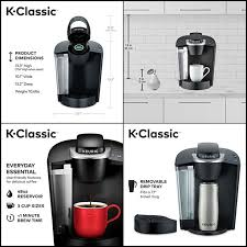 K200 How To Brew A Cup And Carafe