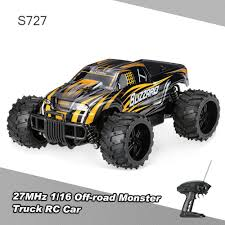 100 Monster Trucks Rc RC Truck 24Ghz 4WD OffRoad Remote Control Car Shopee