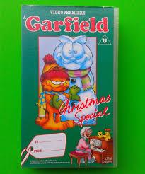 Garfields Halloween Adventure Vhs by Garfield Christmas Kids Childrens Kids