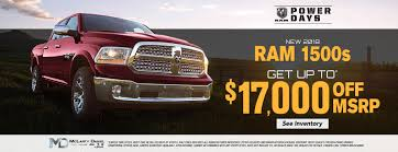 McLarty Daniel Chrysler Dodge Jeep RAM FIAT Of Springdale | New And ...