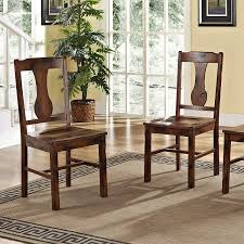 Wooden Dark Oak Dining Chairs Details About Walker Edison Solid Wood Dark Oak Ding Chairs Set Of 2 Chh2do New Newfield Bentwood Ding Chair Dark Elm Koti Layar Chair Grey Black Amazoncom Trithi Fniture Rancho Real Sun Pine 7pc Sturdy Table Wooddark Dark Lina In Natural The Cove Arrow Back 4 Chairs Nida Rubber Wooden Legs Staggering 6 Golden Qtquot With Fascating Small And Bench Sets