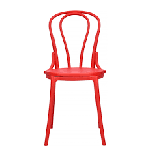 Thonet Bentwood Chair Replica by Replica Thonet No 18 Bentwood Chair In Plastic By Michael Thonet