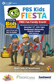 Spirit Halloween El Paso Tx Montana by Pbs Kids Fiesta Events Kcos Tv
