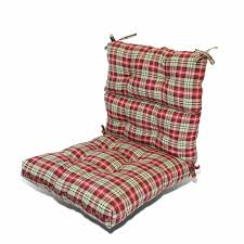 Outdoor Bench Cushion Garden Chair Pillow Recliner Soft Back ...