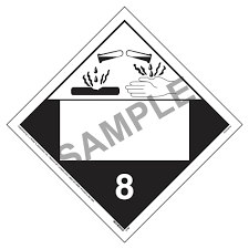 Class 8 Corrosive Placard - Blank Whats On That Truck The Idenfication Of Hazardous Materials In Dot Hazmat Placards Wwwtopsimagescom Labelmaster Standard Removable Vinyl John M Ellsworth Co Transportation Evans Distribution Systems Placard Mounting Bracket Dot General Display Requirements For Material That Hazard Class And Shipping From Bumper Sidemount Luebeck Germany 25th May 2016 French Artist Julien De Casabianca Appendix J Truckhazmat Sheet Count