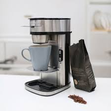 HAMILTON BEACH Han Mei Chi 49981 CN American Coffee Machine Home Automatic Single Cup Drip