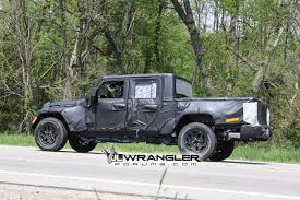 2019 Jeep Wrangler Rubicon Redesign, Price And Review Jt Wrangler ... 2019 Jeep Wrangler Pickup Designed For Pleasure And Adventure Youtube Jt Truck Testing On Public Roads Shows Spare Tire Mount Reviews Price Photos Unwrapping The News Ledge Scrambler Interior 2018 With Pictures Car The New Is Called And It Has Actiontruck Jk Cversion Kit Teraflex Overview Auto Trend Youtube Diesel
