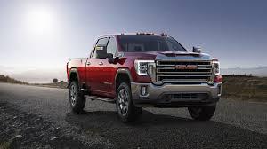 100 Gmc Sierra Trucks The 2020 GMC HD Is A Towing Tech Powerhouse SlashGear
