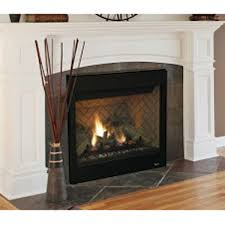 Shop Costway 10PCS Ceramic Wood Logs Gas Fireplace Imitation Wood