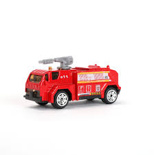 6 Types Diecast Mini Alloy Fire Engine Emergency Vehicle For Kids ...