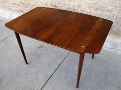 american by martinsville dining table picked vintage www