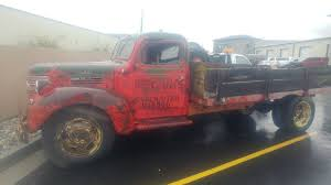 100 1947 Dodge Truck 1 12 Ton Flatbed Used Other Pickups For