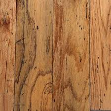 Bruce Distressed Oak Toast 3 8 In Thick X 5 Wide Random