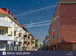 100 Apartments In Gothenburg Sweden Street And Apartments At Stock Photo 37761347