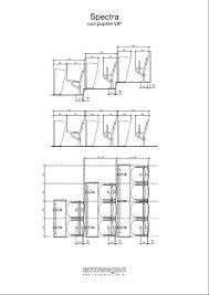 Cabinet Dept Vip Crossword by Medidas Y Forma De Instalación Recomendada Para Silla Spectra