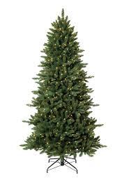 Slim Pre Lit Christmas Tree by 7 Ft Sierra Slim Spruce Pre Lit Christmas Tree Christmas Tree Market