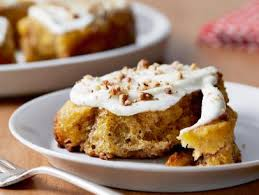 Libbys Pumpkin Roll Recipe by Libby U0027s Pumpkin Roll Recipe Food Network