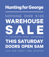 100 Designer Warehouse Sales Melbourne Hunting For George Sale Nothing Over 100