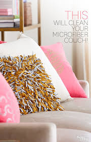 Microfiber furniture is known for its supreme stain resisting ability making it a top choice in homes with kids and pets It also makes colors pop and look
