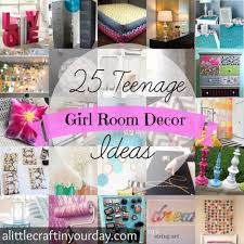 Teenage Girl Room Decor Attractive On Home Furnishing Ideas For