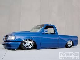 1996 Ford Ranger - Custom Ford Trucks - Mini Truckin' Magazine